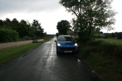 The little car that travelled 700+ miles in 4 days.